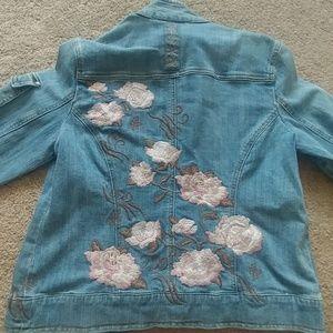 Chicos jean jacket